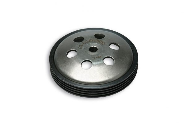 CLOCHE D'EMBRAYAGE RENFORCEE WING CLUTCH MALOSSI D.107 POUR BOOSTER NITRO
