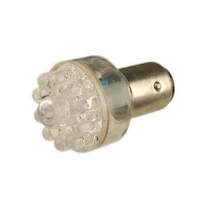 AMPOULE ARR A LEDS ROUGE 12V 21/5W