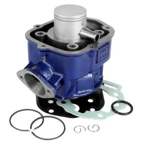 CYLINDRE PISTON CARENZI POUR DERBI EURO 2