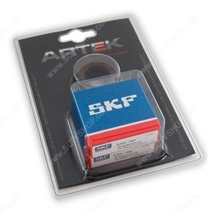 KIT ROULEMENTS SKF + JOINTS SPY POUR DERBI
