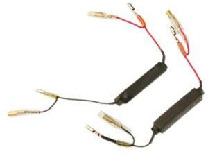 RESISTANCE POUR CLIGNOTANT A LEDS