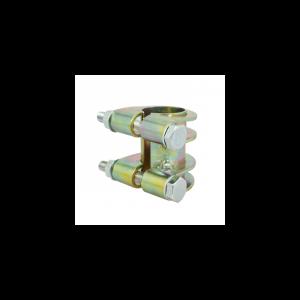 FIXATION/COLLIER SERRAGE DE SELLE CYCLO ADAPTABLE PEUGEOT 103 MVL/SP