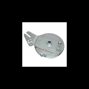 FLASQUE DE FREIN CYCLO ADAPTABLE MBK 88, 85 ARRIERE DIAM 100 mm (SANS MACHOIRES)