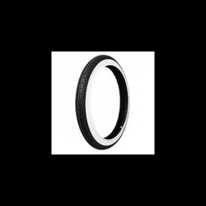 PNEU CYCLO 17'' 2.25-17 (2 1/4-17) MITAS FLANCS BLANCS B4 39J TT REINF