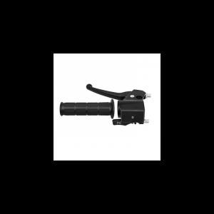 POIGNEE DE FREIN CYCLO ADAPTABLE MBK 88, 89 AVEC STARTER GAUCHE