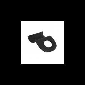 PROTECTION/CACHE FIXATION SELLE CYCLO ADAPTABLE PEUGEOT 103 NOIR